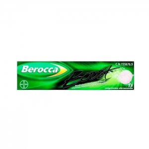 BEROCCA BOOST COMP EFERVESC...