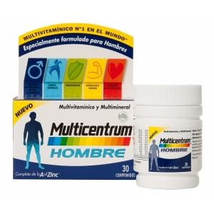 MULTICENTRUM HOMBRE - (30...