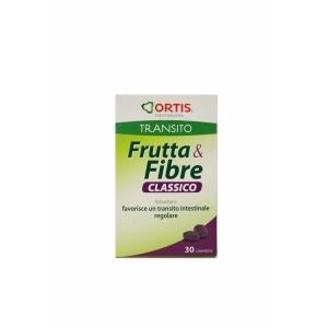 FRUTAS Y FIBRAS 30 COMP ORTIS