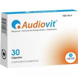 AUDIOVIT - (30 CAPS )