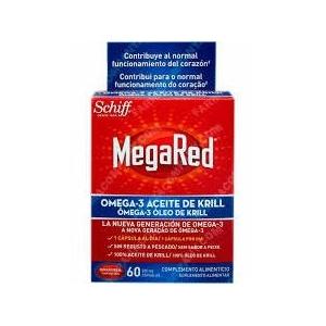 MEGARED 500 OMEGA 3 ACEITE...