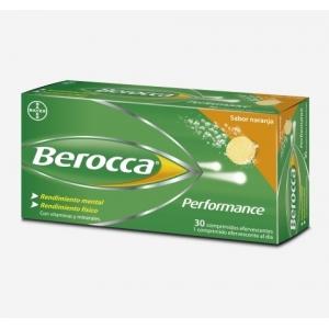BEROCCA EFERVESCENTE - (30...