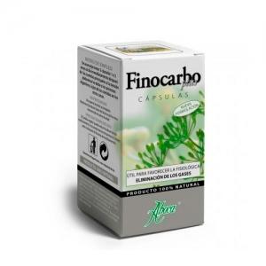FINOCARBO PLUS  50 CAPS ABOCA