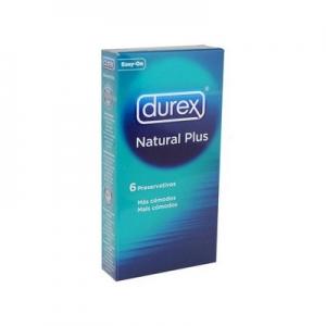 DUREX NATURAL PLUS -...