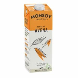 BEBIDA DE AVENA 1 L MONSOY
