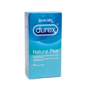 DUREX NATURAL PLUS...