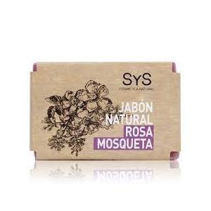 JABON NATURAL ROSA MOSQUETA...