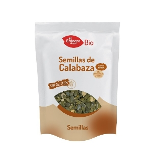 SEMILLAS DE CALABAZA 250 GR...