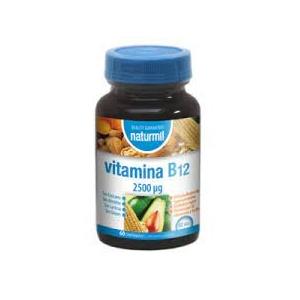 VITAMINA B12 2500UG 60 COMP...