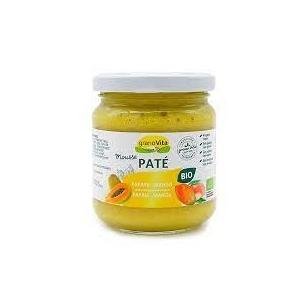 PATE MOUSSE DE PAPAYA Y...